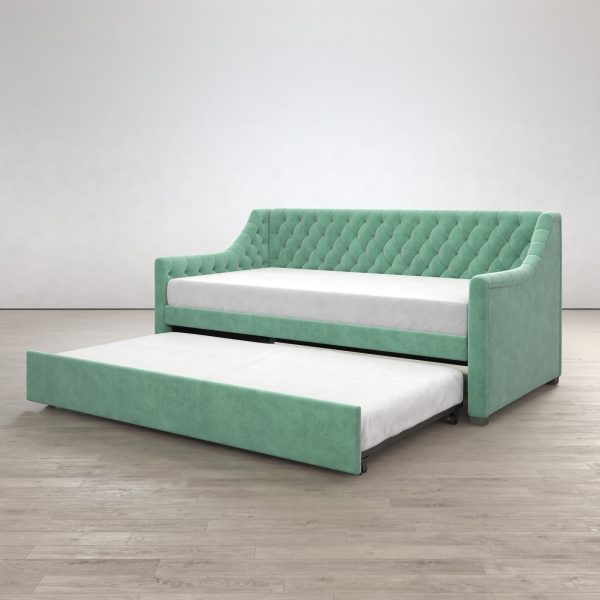 Slumber Party Bed | Teal Daybed