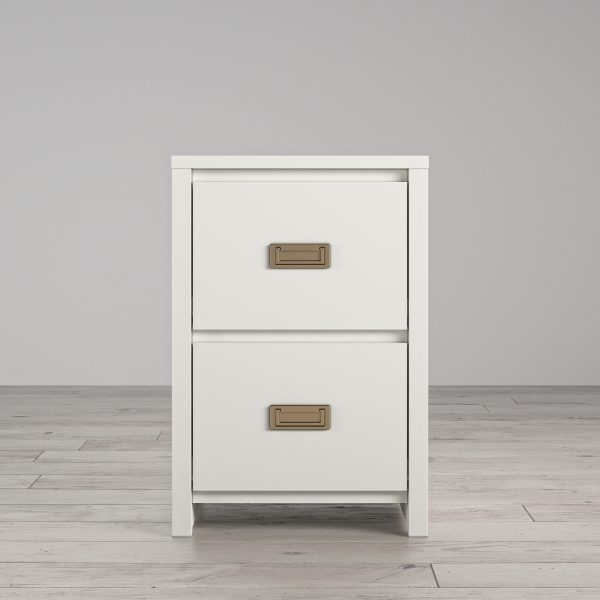 Nightstand With Storage   Little Seeds