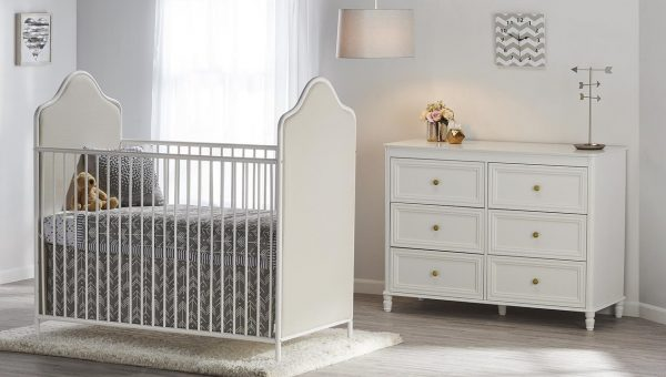Clean & Contemporary Crib | Little Seeds At Walmart