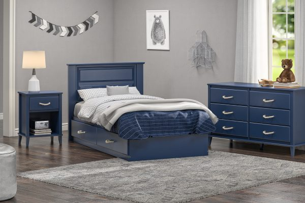Little Seeds Twin Bed | Pulling Off Themed Rooms